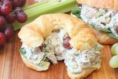 Best-Ever Chicken Salad. Use rotisserie chicken for a total fuss free no cook option. Delicious!