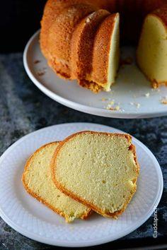 Classic Pound Cake | Add a Pinch