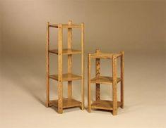 Amish Small Bookcase