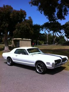 1968 Mercury Cougar XR7 for sale