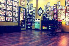Estúdios de tattoo para conhecer