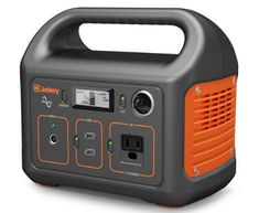 Jackery Portable Power Station Explorer 240 Backup Lithium Battery Pure Sine Wave AC Outlet Solar Generator (Solar Panel Optional) for Outdoors Camping Travel Hunting Emergency Décor Small Portable Generator, Camping Generator, Solar Generator, Inverter Generator, Camping Bedarf, Camping Needs, Outdoor Camping, Camping Cabins, Camping Gadgets
