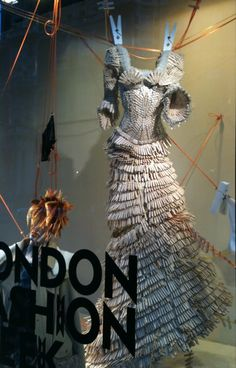 Clothespin Dress @ Harvey Nichols