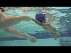 uSwim, Level 3, Skill 2 - Beginner Freestyle arms how to teach your child to swim, swimming lessons