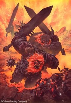 fire giant - Google Search