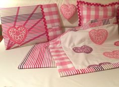 All about Me bed set and notice board