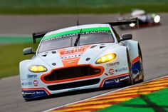 Aston Martin Racing 'Does the double' at FIA WEC Spa - http://www.motrface.com/aston-martin-racing-does-the-double-at-fia-wec-spa/