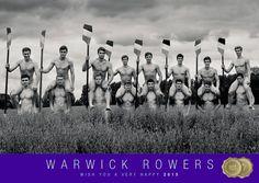 warwickrowersnudecalender The Warwick Rowers Club Calendar 2015 #rowing #rowers #nudecalender