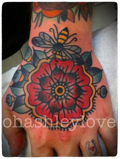 Mandala tattoo.  It is said that a mandala brings illumination, and also represents the feeling of rediscovering the sense and order.