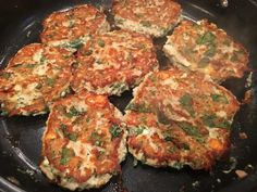 If you're looking for a flavorful chicken patty with a hint of feta and healthy spinach, head on over and check out this 17 Day Diet compliant recipe!