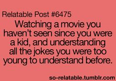 OMG I do that all the time!!!!!!