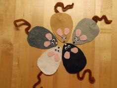 Fun with Friends at Storytime: Mice!