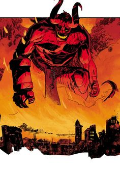(Hellboy and the B.P.R.D. #1)