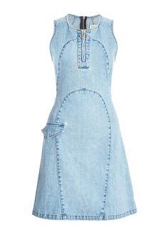 Misha Nonoo Denim Dress
