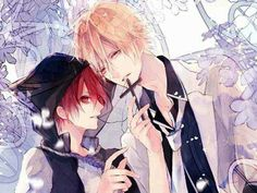 Manga Art, Manga Anime, Anime Art, Diabolik Lovers, Shounen Ai, Bloody Mary, Fujoshi, Anime Couples, Anime Guys