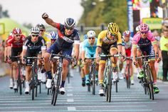 Matteo Pelucchi wins stage 3 at the Tour de Pologne