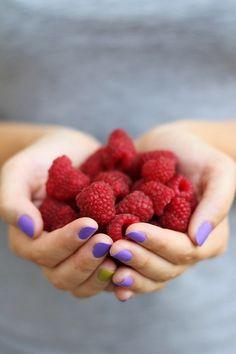 3) My favorite fruit to grow: Raspberries #organic  #gardening