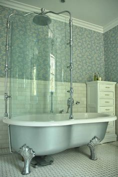 Oasis 59 Shpk 59 Quot Extra Wide Classic Clawfoot Shower