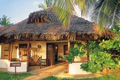 The Palms Hotel - Zanzibar. Cinnamon villa, exterior view