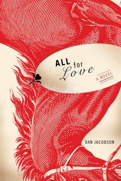 All For Love • cover design by Nicole Caputo, art direction by Henry Sene Yee