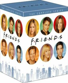 Friends The Complete Series Collection DVD 2013 Seasons 1 10 New 883929300228 | eBay