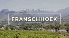 top-5-reasons-to-visit-franschhoek-south-africa_explore-sideways Hard Pressed, Day Tours, Wine Cellar, South Africa, Explore, Top, Travel, Riddling Rack, Viajes