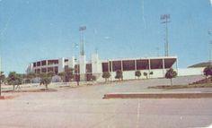 Estadio de base ball Angel flores, Culiacán, Sinaloa, hace algunos años