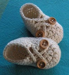 double button strap shoes