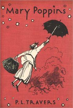 Mary Poppins - Books I Love
