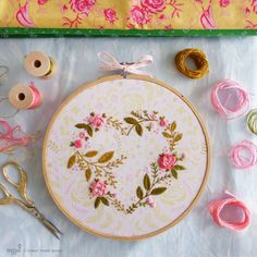♥ Special discounts for the Holiday Season!! ♥ Receive 10% discount for orders above $50, Coupon code - HOLIDAYSEASON01A Receive 15% discount for orders above $60, Coupon code - HOLIDAYSEASON01B ---------------------------------------------- Flower Heart Embroidery design is a Do It