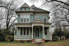 M. G. Smith House, 1890    Tennille, Washington County GA