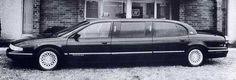 1993 Chrysler LHS Limousine. www.midnightrunlimo.com #midnightrunlimo #247limo #oclimo