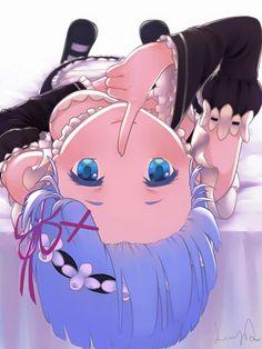 girl anime character raising index finger in front of lips Re:Zero Kara Hajimeru Isekai Seikatsu anime girls Rem (Re: Zero) maid outfit Anime Sexy, Anime Love, Anime Sensual, Girls Anime, Kawaii Anime Girl, Manga Girl, Anime Art Girl, Manga Anime, Rem Re Zero