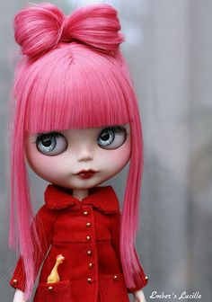 ♥Moño♥ Blythe dollMore Pins Like This One At FOSTERGINGER @ PINTEREST No Pin Limitsでこのようなピンがいっぱいになるピンの限界