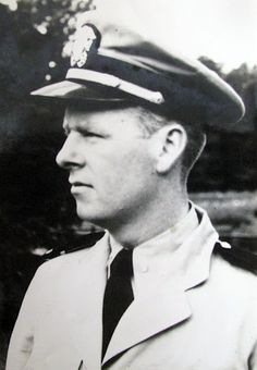 Harlan Twible is pictured shortly after returning to the United States following the USS Indianapolis sea disaster in the Pacific in the closing days of World War II. Photo provided