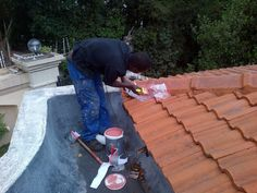 Blocked Gutters, Roof Maintenance
