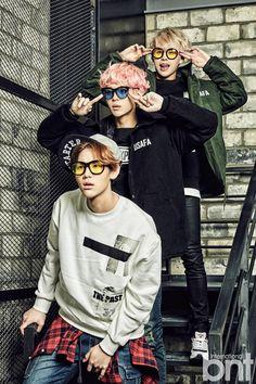 IMFACT Taeho, Ungjae, Lee Sang - BNT International