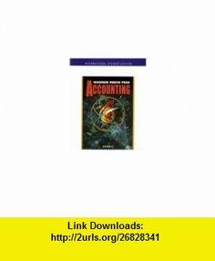Accounting - 21e - Edition 21 - 2005 Carl S. Warren, James M. Reeve, Phillip E. Fess ,   ,  , ASIN: B001ONLUBA , tutorials , pdf , ebook , torrent , downloads , rapidshare , filesonic , hotfile , megaupload , fileserve