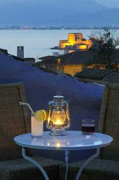 Romantic Nafplion, Greece