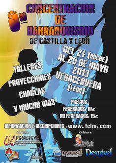 Espeleo Club de Descenso de Cañones (EC/DC): Concentración de Barranquismo de Castilla y León (...