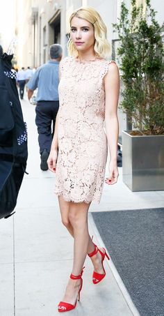 Emma Roberts Is the Most Stylish Girl in NYC This Week via @WhoWhatWearUK