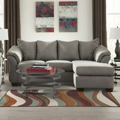 Signature Design by Ashley Darcy Sofa & Reviews | Wayfair