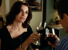 Temptation Rocks 'The Good Wife'