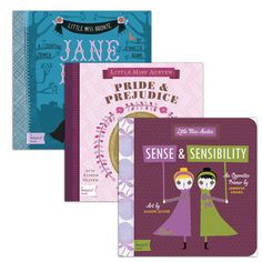 BabyLit - Jane Austen for Toddlers.