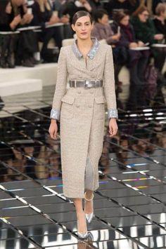 Chanel Frühjahr/Sommer 2017 Haute Couture Show Paris