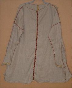 scythian tunic
