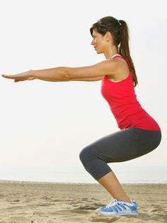 7 WAYS TO WORK YOUR LOWER BODY WITH SQUATS
