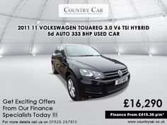 Find the latest deals on used Volkswagen cars for sale in Warwick right here at Country Car. Vw Touareg, Amazing Cars, Supercar, Car Ins, Used Cars, Offroad, Cars For Sale, Volkswagen, Classic Cars