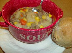 365 Days of Slow Cooking: Day 335: Country Chowder