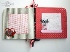 Papered Cottage by Shellye McDaniel: Authentique Paper + Leaky Shed